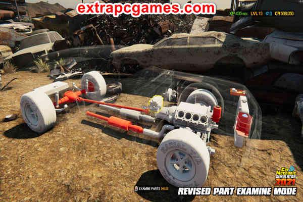 Car Mechanic Simulator 2021 PC Game Download