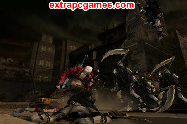 Devil May Cry 3 Special Edition PC Game Download