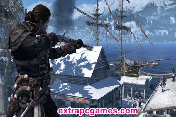Download Assassins Creed Rogue Game For PC