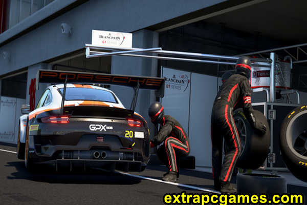 Download Assetto Corsa Competizione Game For PC