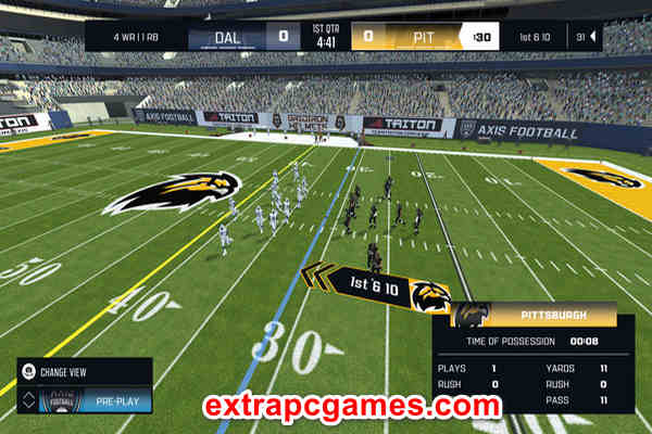 Download Axis Football 2021 Game For PC