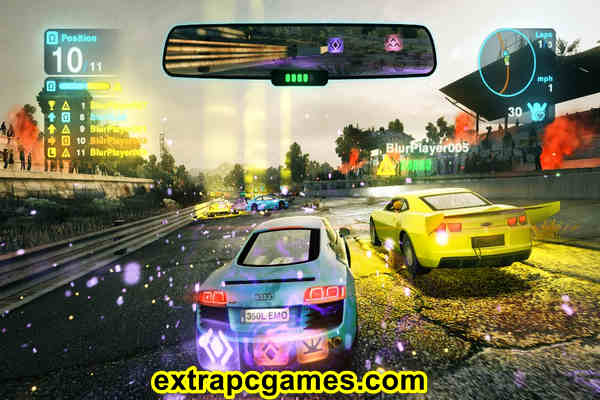 Download Blur Game For PC