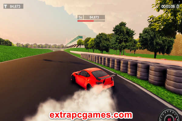 Download Drift King Game For PC