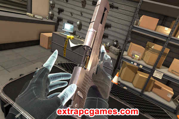 Download Gun Club VR Game For PC