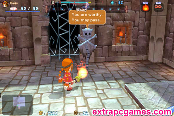 Download Gurumin A Monstrous Adventure Game For PC