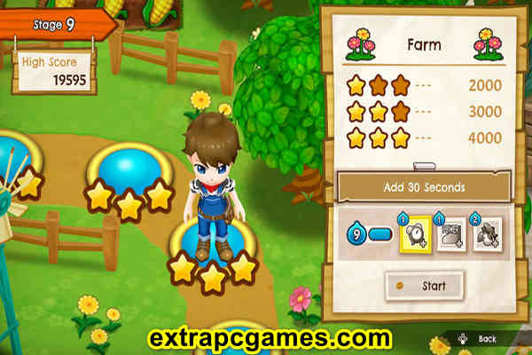 Download Harvest Moon Mad Dash Game For PC
