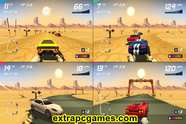 Download Horizon Chase Turbo Game For PC