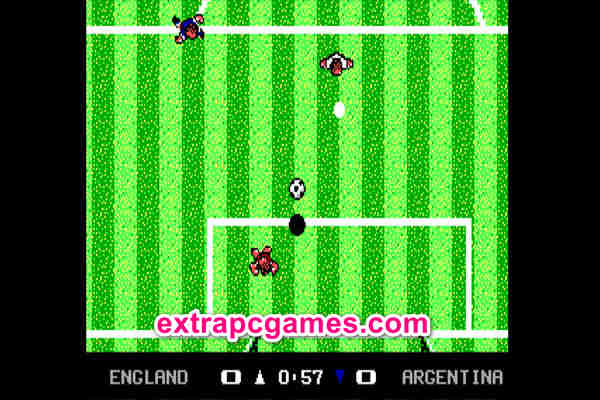 Download MicroProse Soccer Game For PC