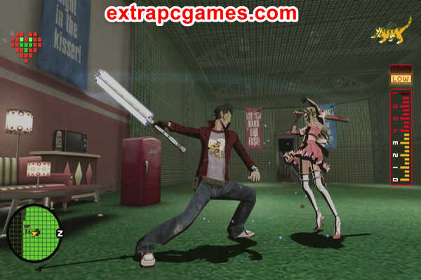 Download No More Heroes Game For PC