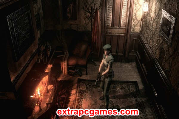 Download Resident Evil HD Remaster Game For PC