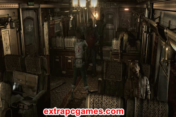 Download Resident Evil Zero HD Remaster Game For PC