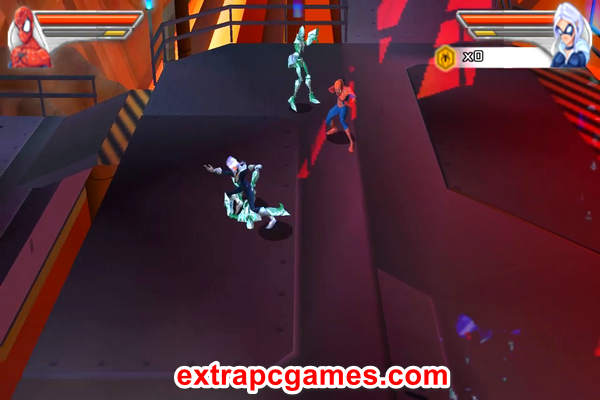 Download Spider Man Friend or Foe Game For PC