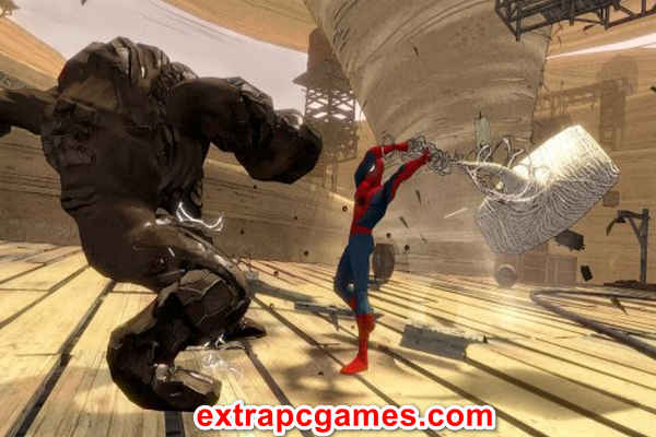 Download Spider Man Shattered Dimensions For PC