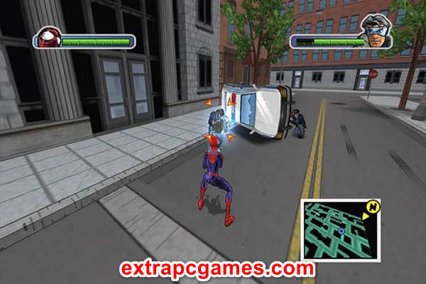 Download Ultimate Spider Man Game For PC