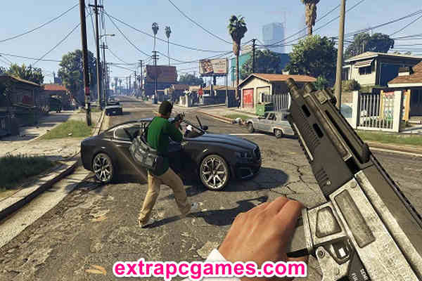Grand Theft Auto 5 Highly Compressed Game For PC