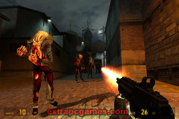 Half Life 2 Highly Compressed Game For PC
