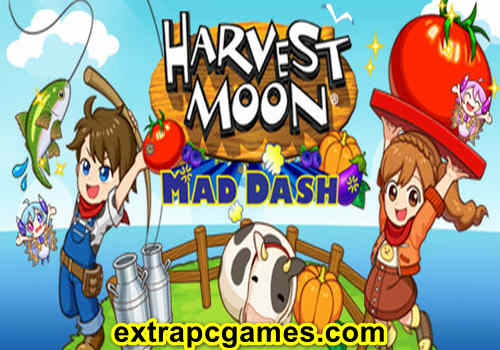 Harvest Moon Mad Dash Game Free Download