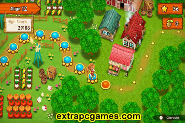 Harvest Moon Mad Dash PC Game Download