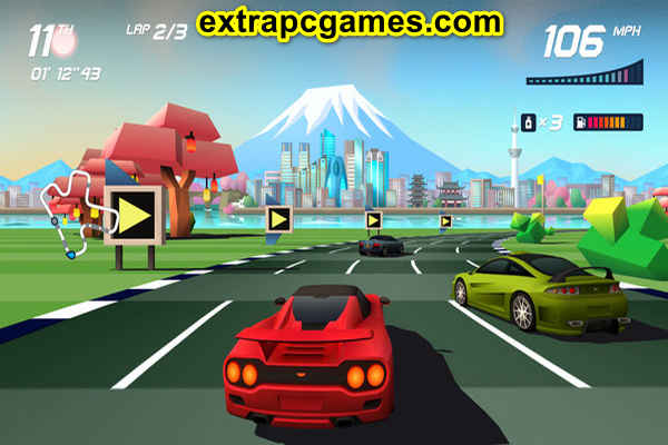 Horizon Chase Turbo Highly Compressed Game For PC