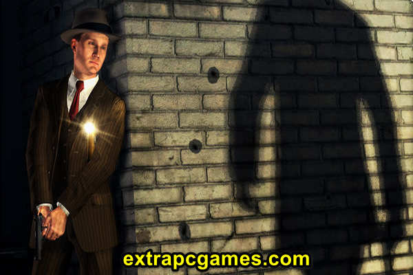L.A Noire Highly Compressed Game For PC