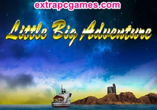 Little Big Adventure Enhanced Edition Game Free Download