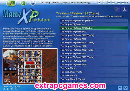 Mame 32 Pakistani With 619 Roms Game Free Download