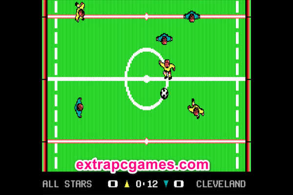 MicroProse Soccer Highly Compressed Game For PC
