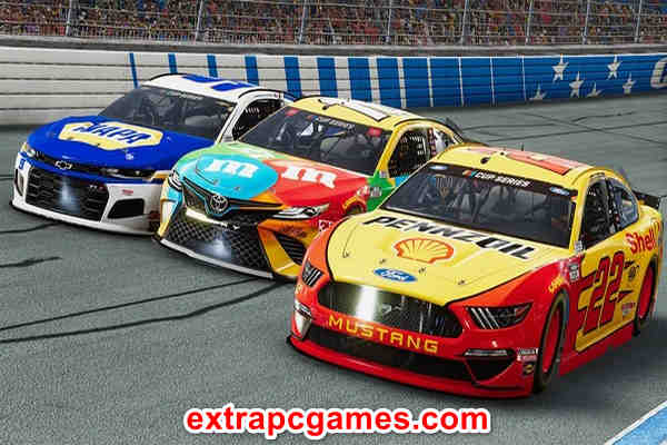 NASCAR Heat 5 Highly Compressed Game For PC