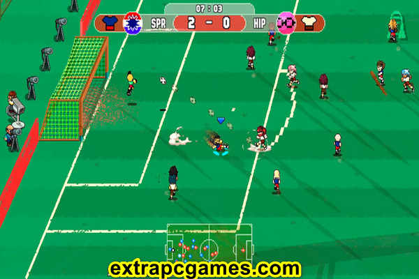 Pixel Cup Soccer Ultimate Edition Highly Compressed Game For PC