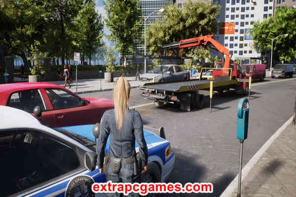 Police Simulator Patrol Officers Highly Compressed Game For PC