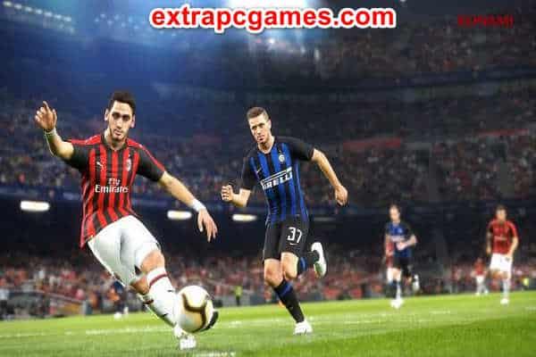 Pro Evolution Soccer 2019 Highly Compressed Game For PC
