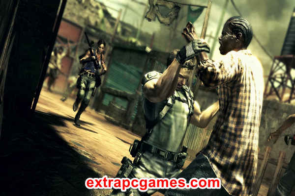 Resident Evil 5 Gold Edition Highly Compressed Game For PC