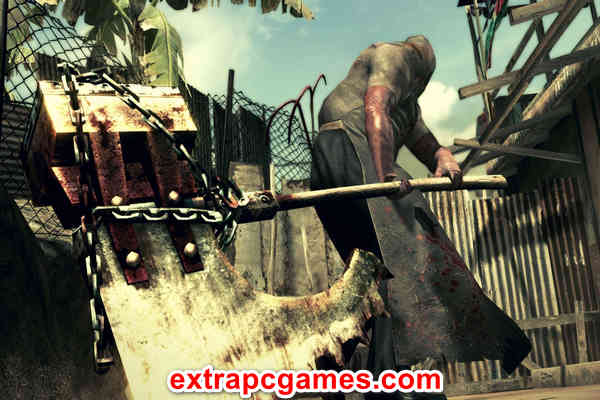 Resident Evil 5 Gold Edition PC Game Download