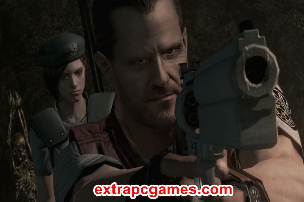 Resident Evil HD Remaster Highly Compressed Game For PC