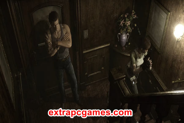 Resident Evil Zero HD Remaster Highly Compressed Game For PC