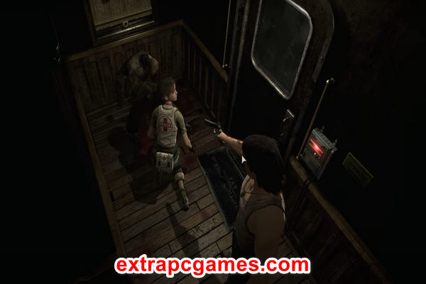 Resident Evil Zero HD Remaster PC Game Download