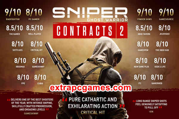 Sniper Ghost Warrior Contracts 2 Highly Compressed Game