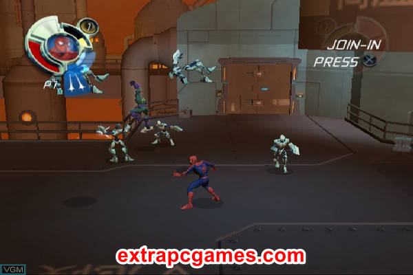 Spider Man Friend or Foe Inside Highly Compressed Game For PC