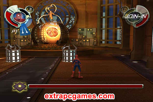 Spider Man Friend or Foe PC Game Download