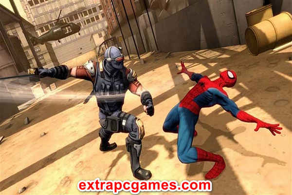 Spider Man Shattered Dimensions Highly Compressed Game For PC