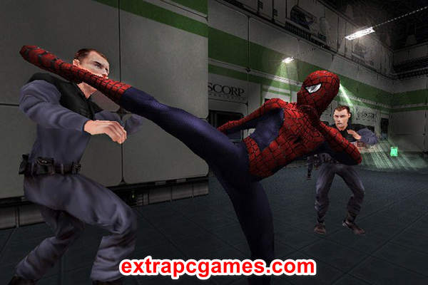 Spider Man The Movie 2002 Highly Compressed Game For PC