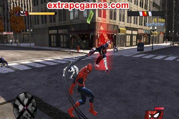 Spider Man Web of Shadows Highly Compressed Game For PC