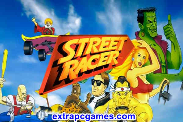 Street Racer 1994 Game Free Download