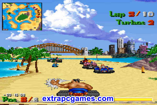 Street Racer 1994 PC Game Download