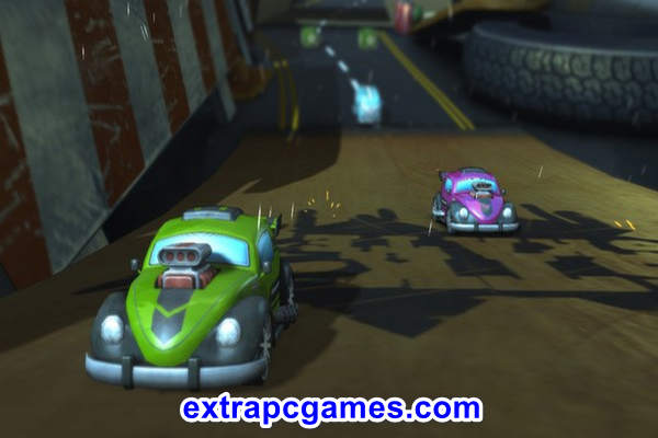 Super Toy Cars Highly Compressed Game For PC