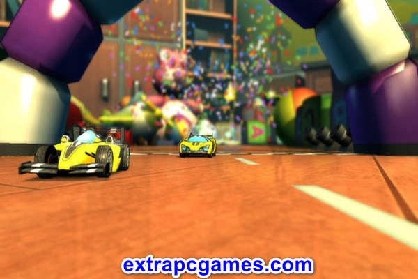 Super Toy Cars PC Game Download