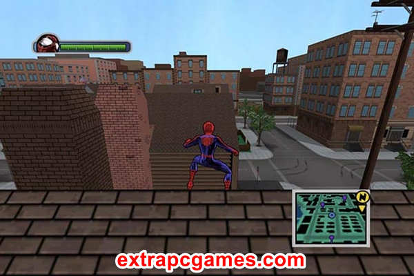 Ultimate Spider Man Highly Compressed Game For PC