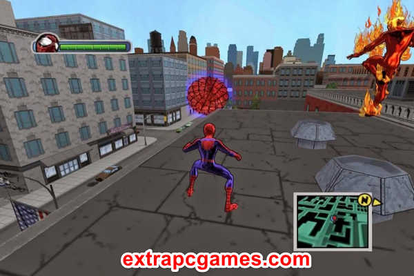 Ultimate Spider Man PC Game Download