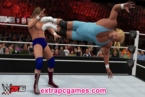 WWE 2K16 Highly Compressed Game For PC