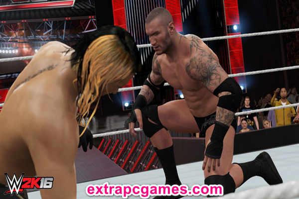WWE 2K16 PC Game Download